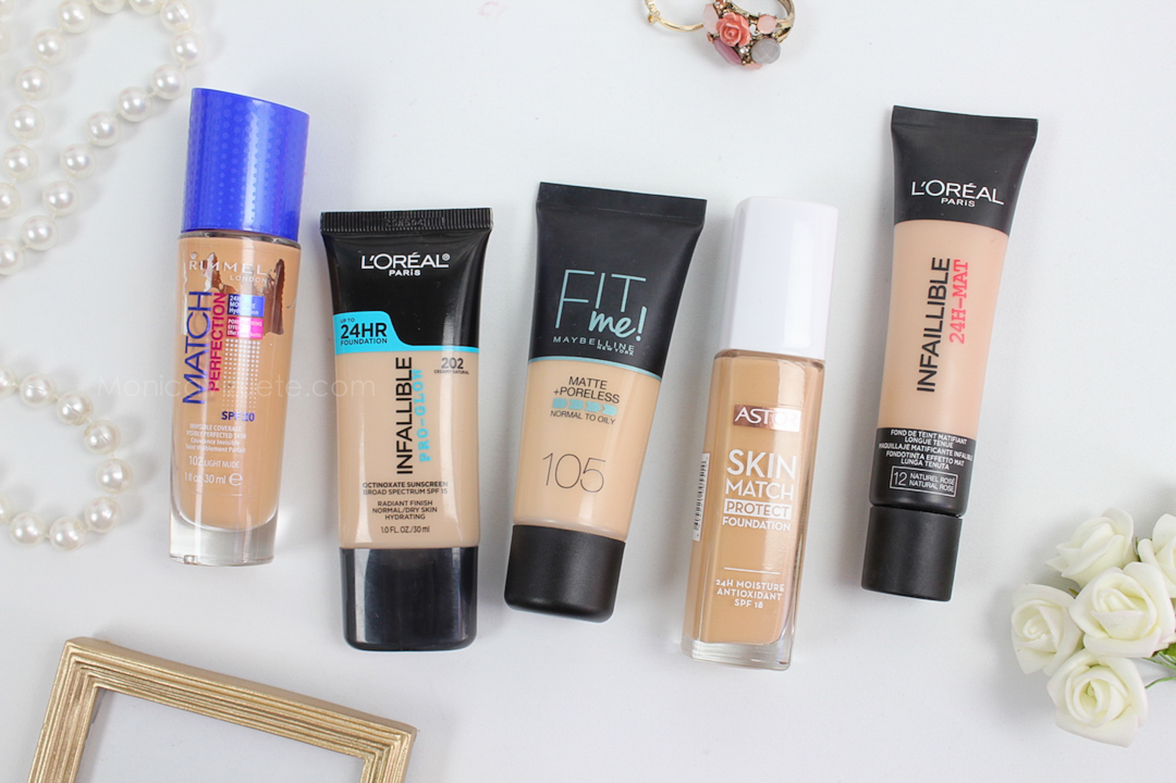mejores bases de maquillaje low cost