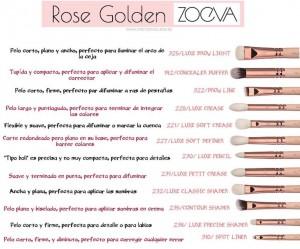 zoeva golden rose info