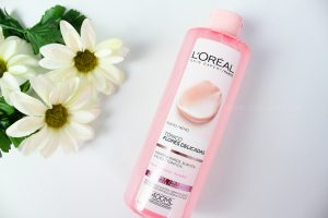 Tonico-Flores-Delicadas-Loreal-monica-vizuete