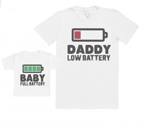 camiseta-bebe-papa-monica-vizuete